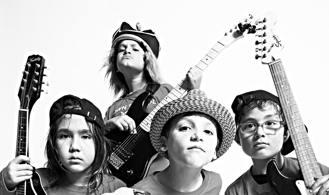 Bird bands - Rockjaw